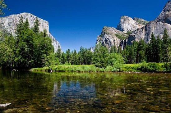 Yosemite One Day Tour de trem e...