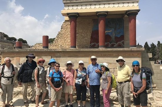 Knossos Palace & Archaeological...