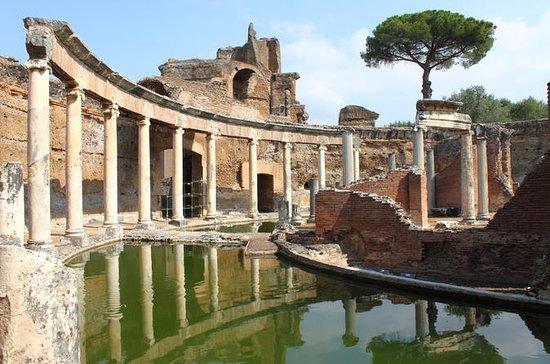HALF - DAY TO HADRIAN VILLA&VILLA D'ESTE FROM ROME