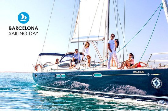 Día de navegación en Barcelona