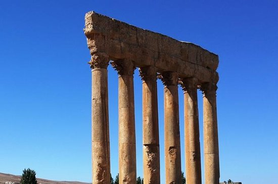 Private Tour - Baalback, Anjar and...