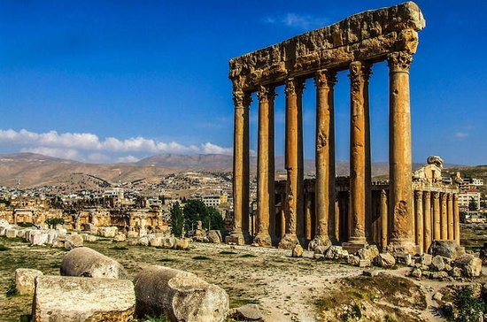 Private Tour - Baalbek,  Hike in The...