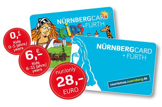 2-Day Nuremberg Card: Experience...