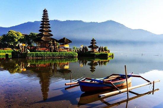 Melhor de Bali: 2 dias de pacotes...