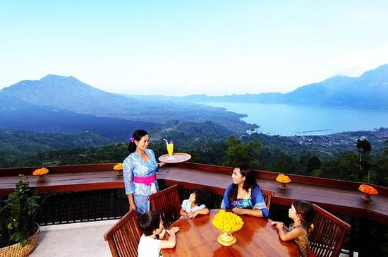 Visite privée: Visite du volcan...