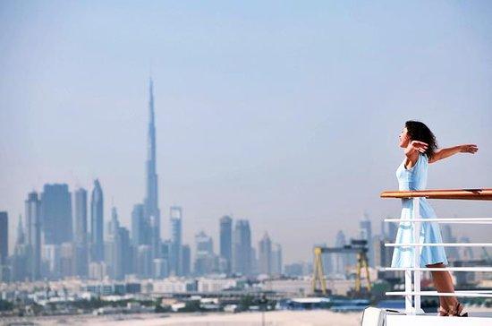 Dubai: Shore Excursion with Burj...