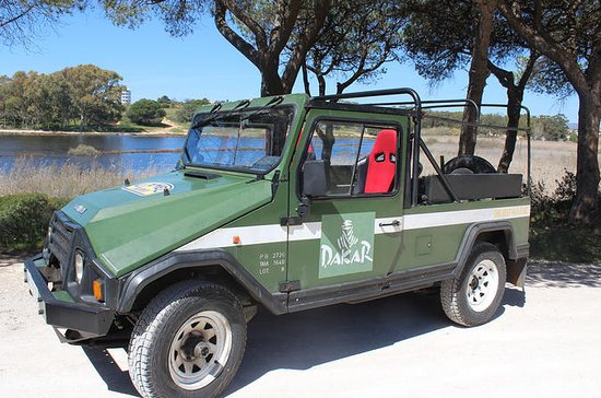 Combi: Jeep & Boat - Full Day