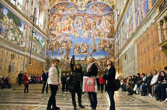 Musei Vaticani, cappella Sistina e