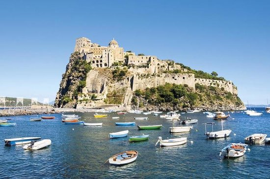 DAY TRIP TO ISCHIA ISLAND WITH LUNCH