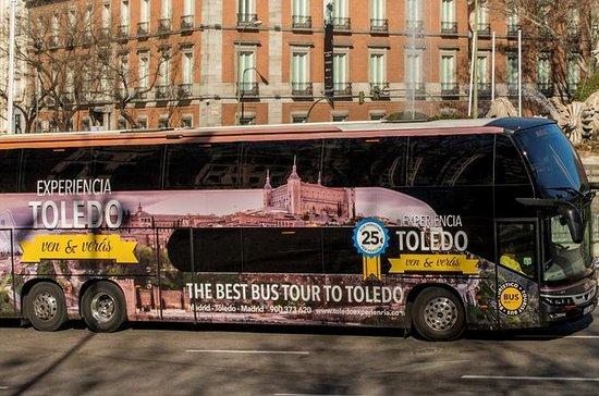 トレドのユネスコ世界遺産への一日観光
