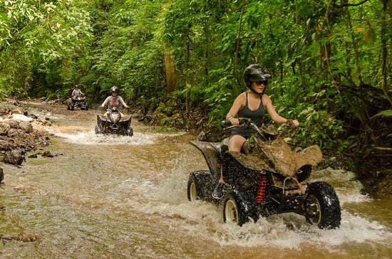 Jacó Beach 3 Hour ATV Tour con...