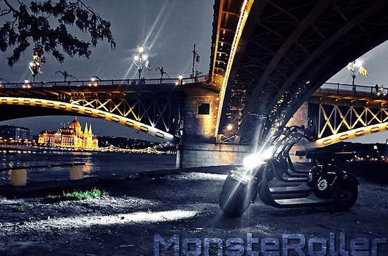 Night Tour Budapest via MonsteRoller