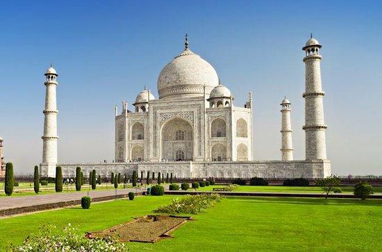 7 días de visita a Delhi, Jaipur...