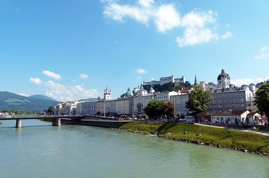 Salzburg City Tour - Private Tour All...