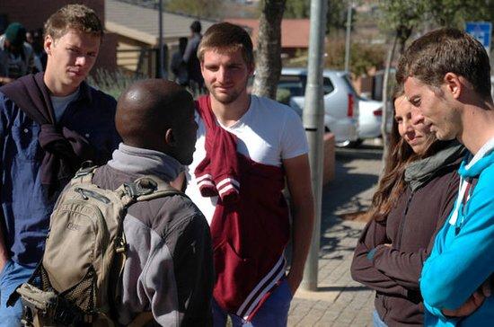 Ganzer Tag Soweto und Apartheid...