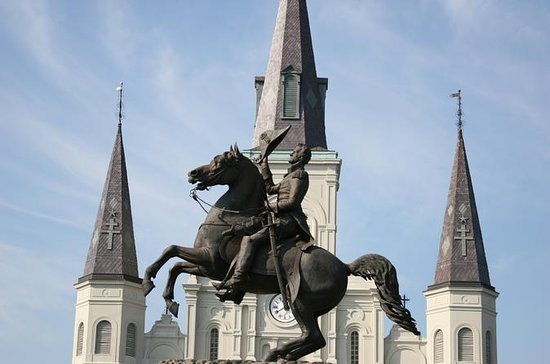 New Orleans Citywide Historical Tour
