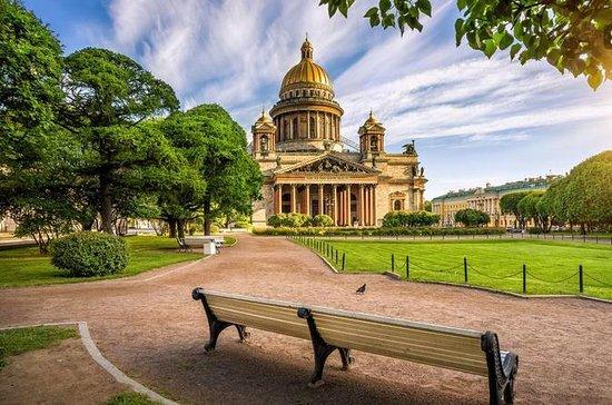 Recorrido a pie por San Petersburgo