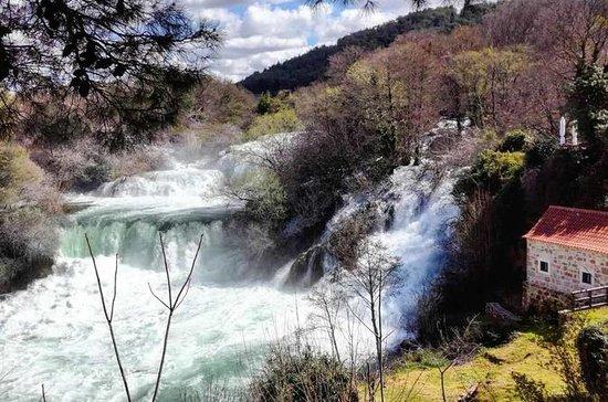 Private tour to Krka waterfalls...