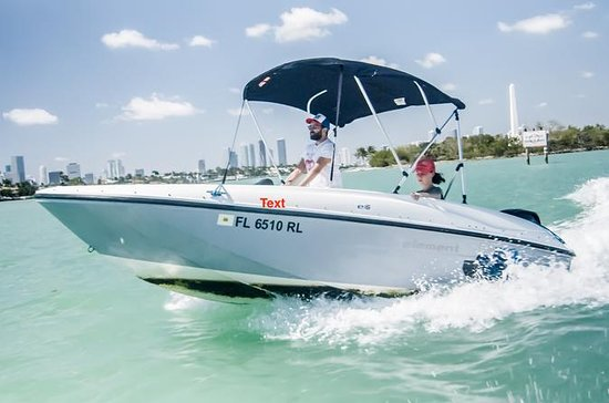 JUST GO RENTAL MIAMI - boat rental...
