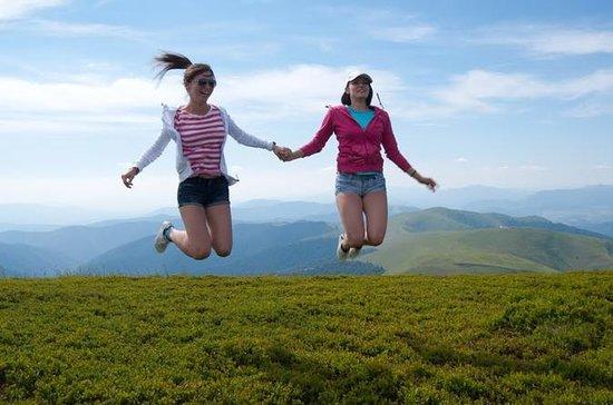 Travel to the Carpathian Mountains