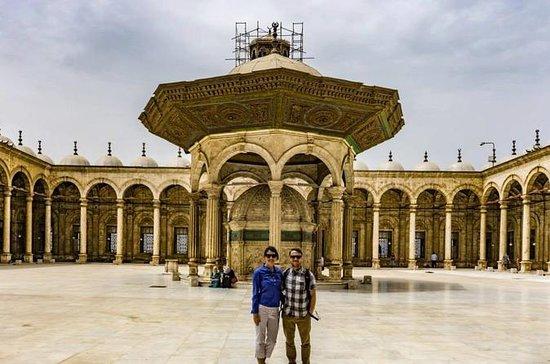 Tour do Dia do Cairo, Museu Egípcio...