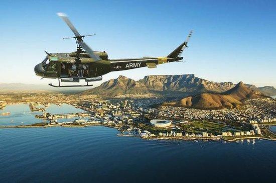 Vol d'aventure en hélicoptère de...
