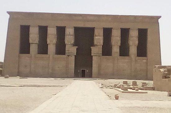 Besichtigung des Tempels von Danderah
