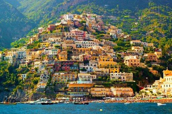 Descubrimiento de la costa de Amalfi...