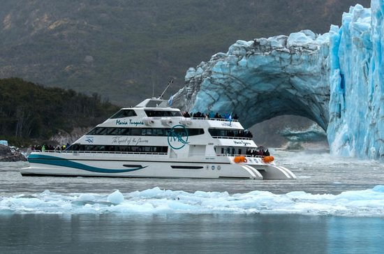 Glaciers Full Day Sightseeing Cruise ...