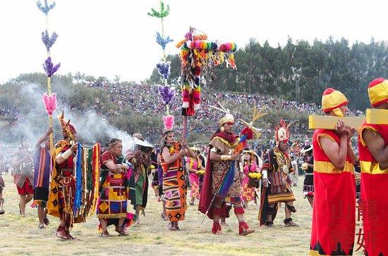 Inti Raymi Sun Festival Día completo