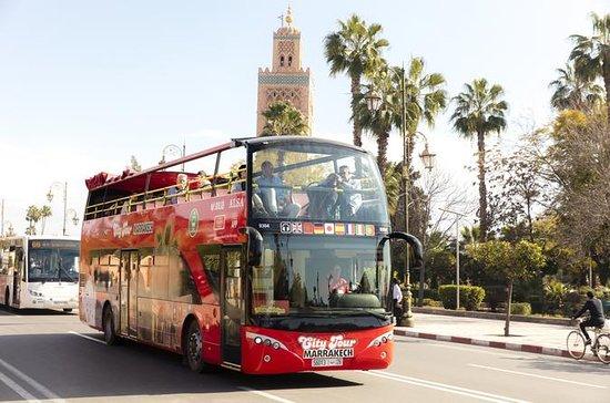 Tour della città di Marrakech Hop On