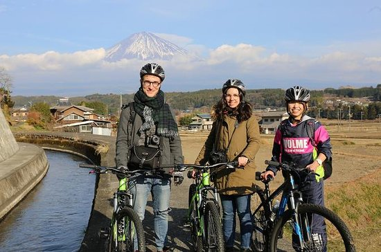 Mt Fuji Satoyama Village Cycling...