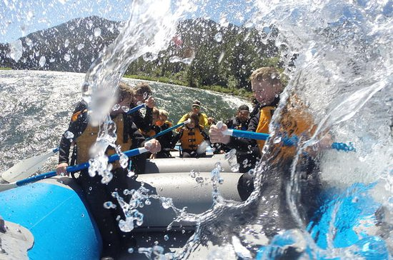 8-mile Whitewater Standard Raft