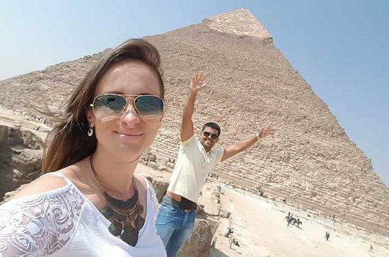 エジプトのベスト2日間