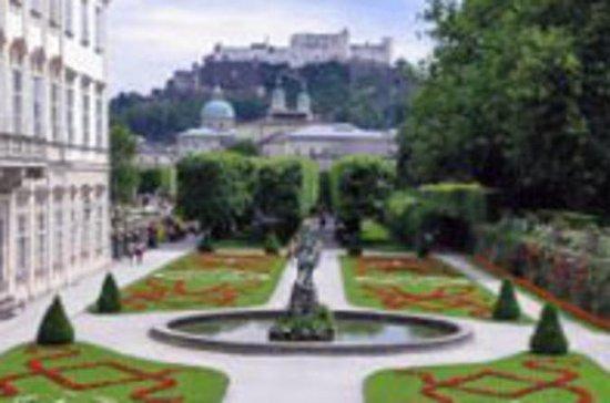 Panoramic Salzburg City Tour