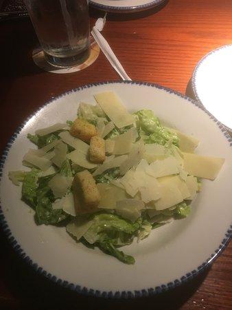 Vestal, NY: Caesar salad