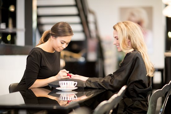Manicures At Miss Fox Picture Of Miss Fox Melbourne Tripadvisor