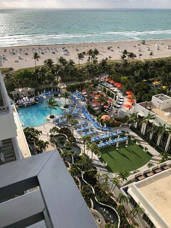 partial sea view picture of loews miami beach hotel miami beach rh tripadvisor com