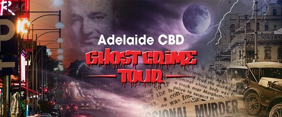 Ghost Crime Tours
