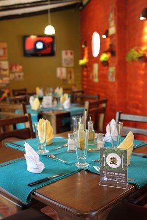 Sangolqui, Ecuador: Este es el Restaurante