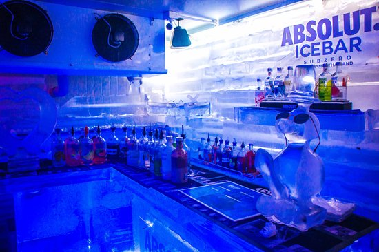 Absolut Ice Bar
