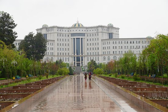 National Library of Tajikistan
