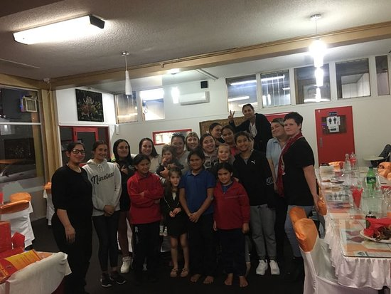 Thanks to Taumarunui Reap Family for giving us chance to serve them.
