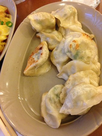 Empress of China: Fried dumplings