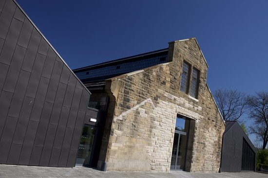Stirling, UK: The Engine Shed