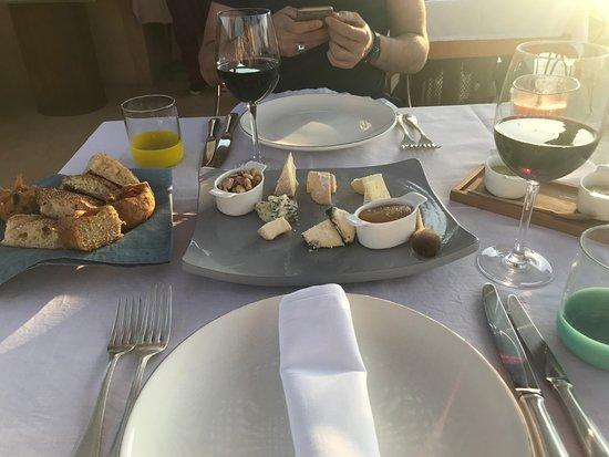 La Table Du Riad at Riad 72: Apperitivo