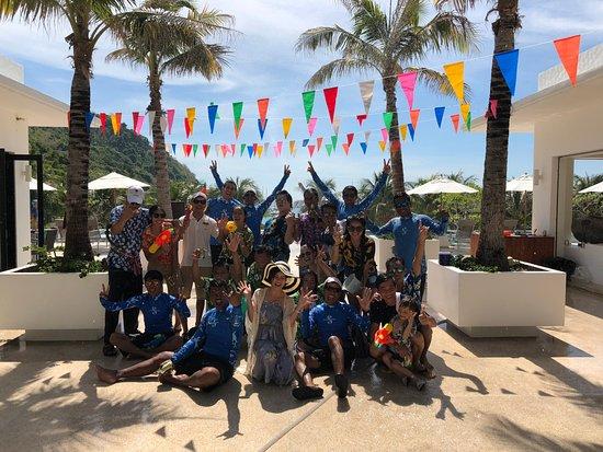 The Racha: Songkran Festivities