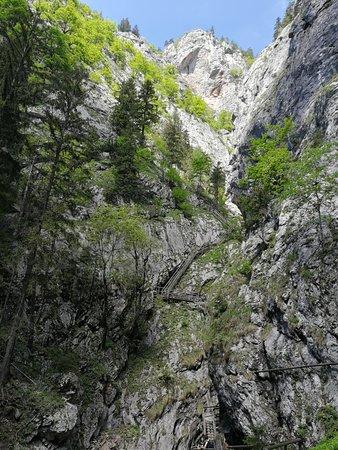 Kirchdorf in Tirol, ออสเตรีย: Bärenschützklamm