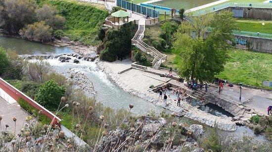 Pozas de Aguas Termales de Arnedillo