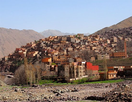 Day tour in high Atlas mountains: do it, experience it